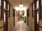 The common hallway